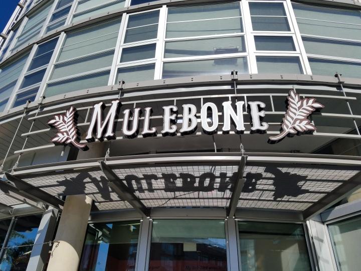 Saturday Brunch atMulebone