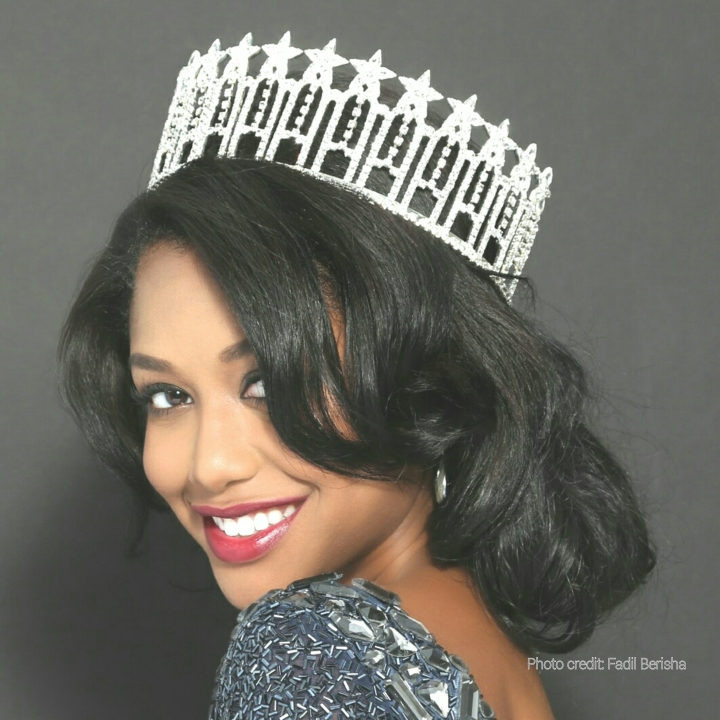 The Women Behind the Crown: meet Jasmine Jones, Miss District of Columbia