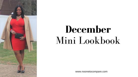 December mini lookbook