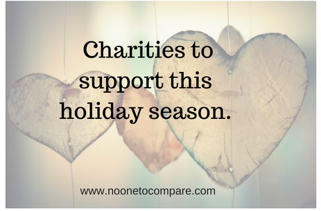 Gift Guide: Five charities to support this holidayseason.