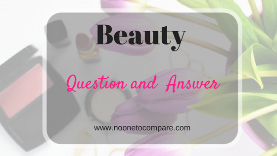 beauty-question-and-answer