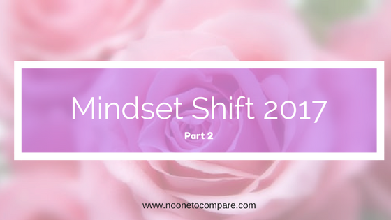 Mindset Shift Part 2: Time, health, personal development!
