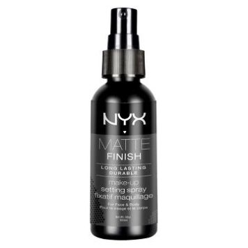 NYX Cosmetics Matte Finish Makeup Setting Spray ($7.99)
