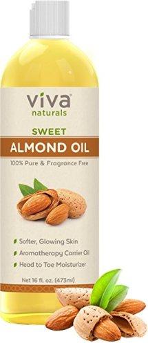 Almond oil ($9.97)