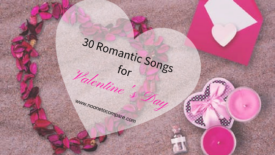 Romantic Songs for Valentine's Day