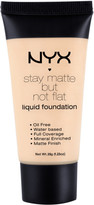 NYX Matte not Flat Foundation ($7.50)