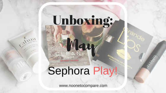 Unboxing: May Sephora Play!