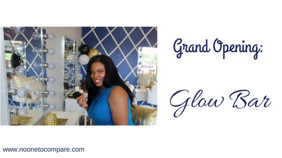 Grand Opening: GlowBar