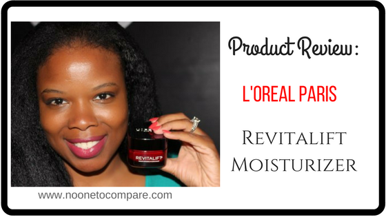 Product Review: L'oreal Paris Revitalift
