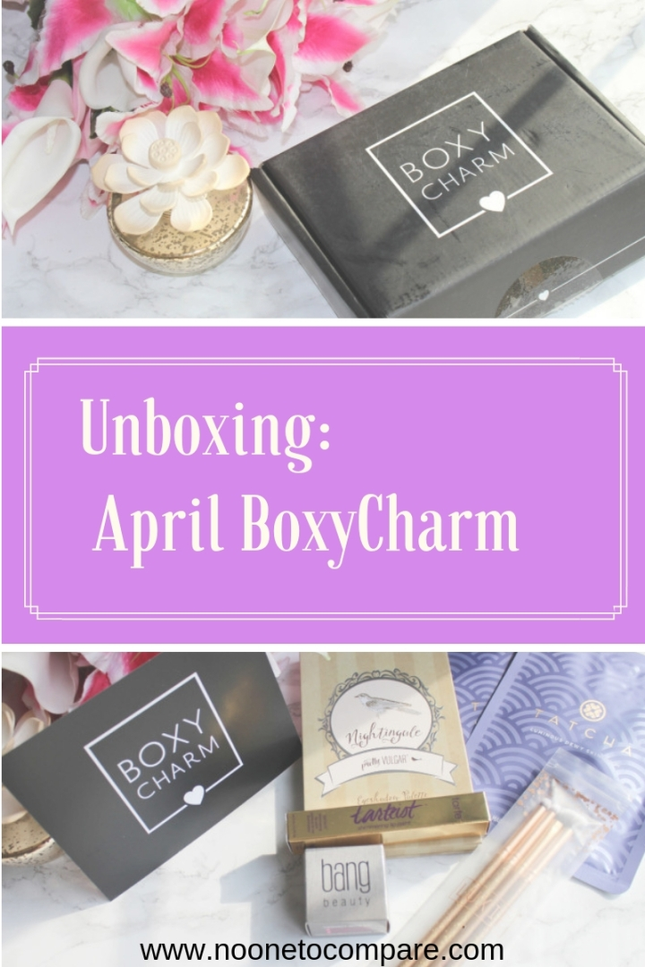 Unboxing: April BoxyCharm Beauty Box!